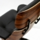 Replica Eames Lounge chair original por <span class='notranslate' data-dgexclude>Charles & Ray Eames</span>
