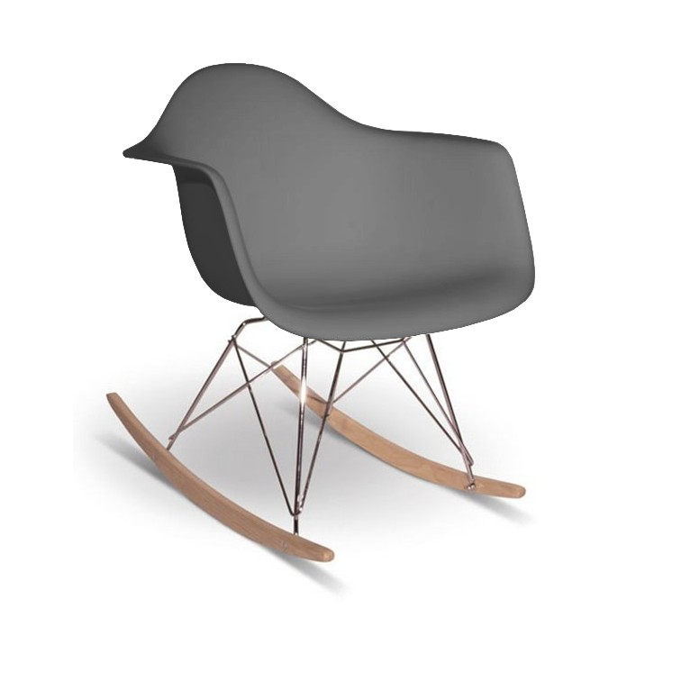 Magnificent Eames James Rar Rocking Chair Modern Classics Gmtry Best Dining Table And Chair Ideas Images Gmtryco