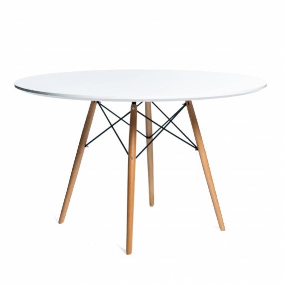 Mesa de estilo furmod Eames (120 cm)