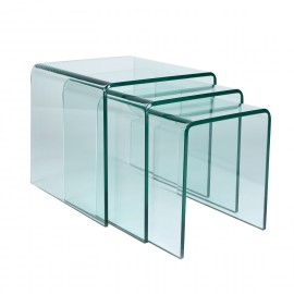 Plotu Glass Table