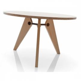 Gueridon Prouve Table (100 Cm)