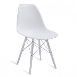 "James Wood Chair ""High Quality"" Snow"