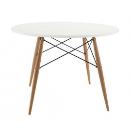 James Plastic Table (100 Cm)