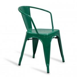 Industrial chair Bistro Arms Matt