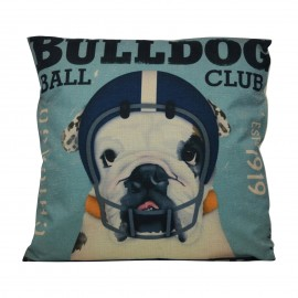 Cushion Bulldog Club