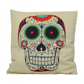 Cushion Skull Multicolor