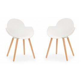 Pacote 2 cadeiras Buffalo