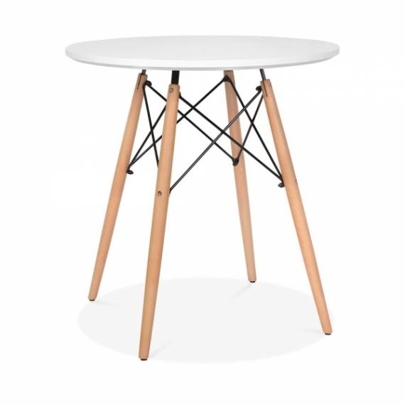 Mesa James (redonda de 60 cm) - Mesas de jantar
