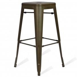 Industrial stool Bistro 76 Antique