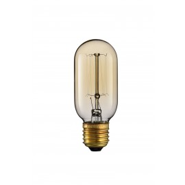 Vintage A 40W Bulb with E27 and 220-240V support