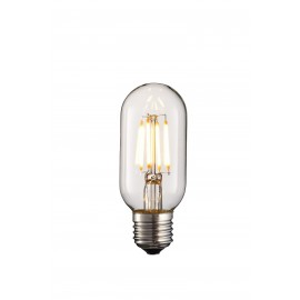 LED Bulb A 4W 4 LED with support E27 and 220-240V