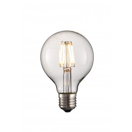 LED Ball 4W 4 With Bulb and E27 y 220-240V support