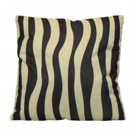 Zebra de Luxe Cushion