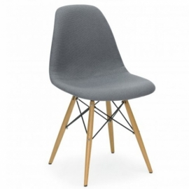 Silla James Wood Cover Gris