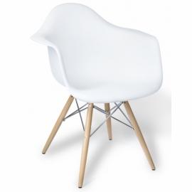 "James Wood XL Chair ""Chrome Edition"""