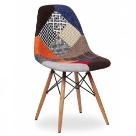 """Cadeira estilo patchwork """"alta qualidade"""""""