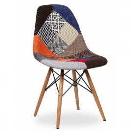 "Patchwork Style Chair ""High Quality"""