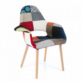 Cadeira Osteen Patchwork