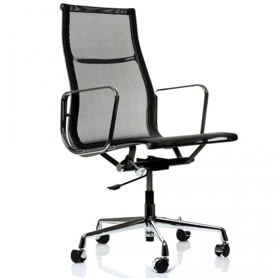 Réplica silla oficina Aluminium EA108 de Charles & Ray Eames.