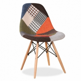"Patchwork ""New Edition"" Chair"