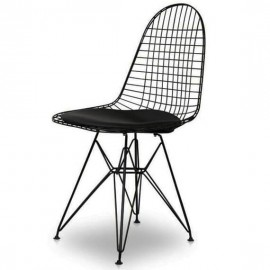 James Wire Chair Black Edition