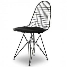 Cadeira Inspiration Eames Wire DKR com almofada