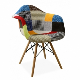 "Patchwork XL Chair ""New Edition"""