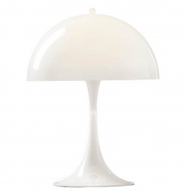 Replica of the Phantella design lamp by Verner Panton