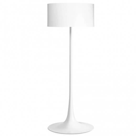 Replica of the Spun Light Floor lamp by the english designer Sebastian Wrong