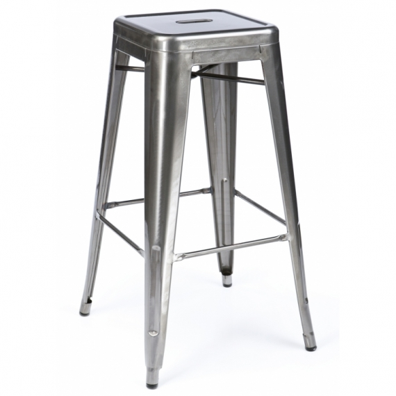 Industrial Stool Bistro Style 76 cm