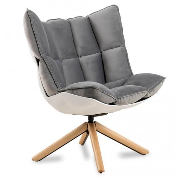 Replica of the designer Husk Armchair by the designer Patricia Urquiola
