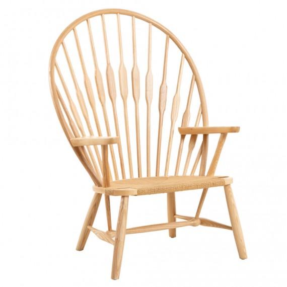 Réplica de la silla Peacock Chair PP550 de alta gamma