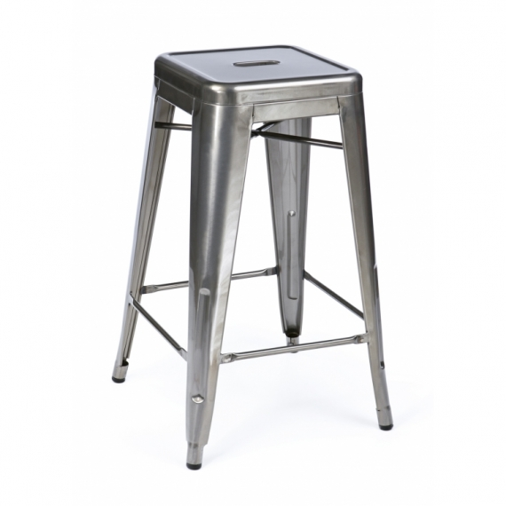 Industrial stool Bistro Style 66 cm