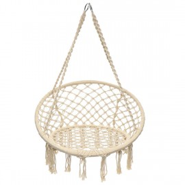 Columbia Cotton Hanging Chair for Garden