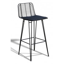 Yosemite Metal Stool suitable for outdoor