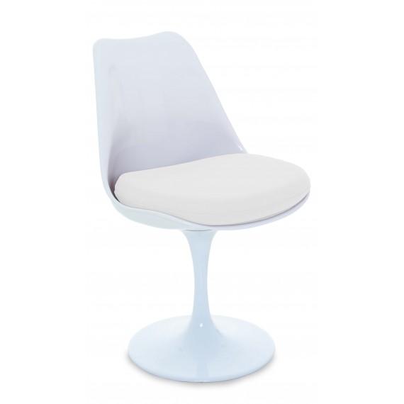 Réplica da cadeira Tulip, do famoso designer Eero Saarinen