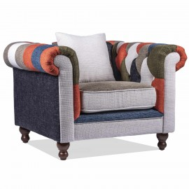 furmod Sofa Chesterfield Patchwork 1 Plaza