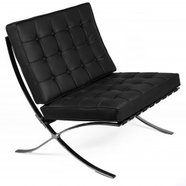 Barcelona Chair in Synthetic Leather