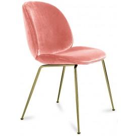 Cadeira Besouro de Inspiração - Veludo