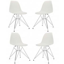 "Pack de silla de diseño James Metal ""New Edition"""