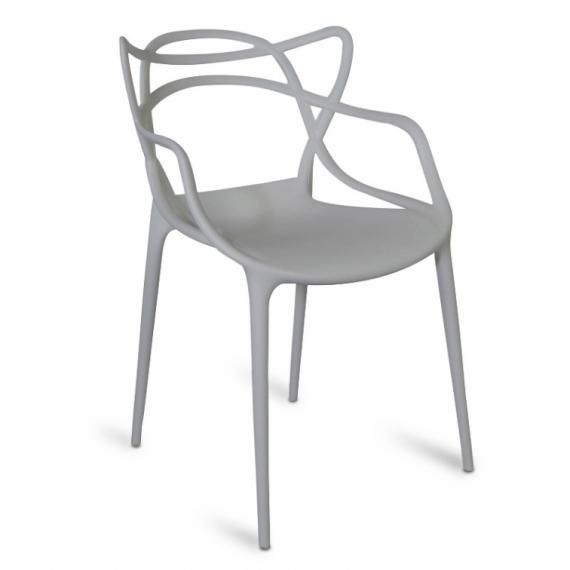 A cadeira de mestre inspirou-se no renomado designer Philippe Starck