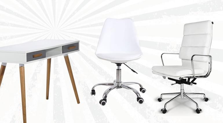 Combinaciones de sillas y mesas para oficinas de diseño emocional