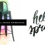 Esta primavera, Packs de muebles de diseño