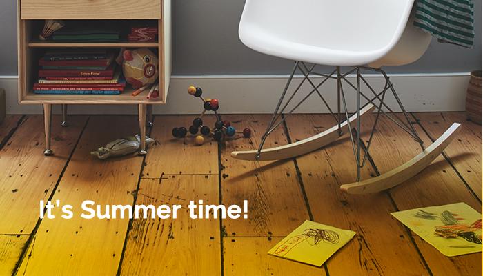 Tiempo de descanso y relax: sillas balancín de diseño