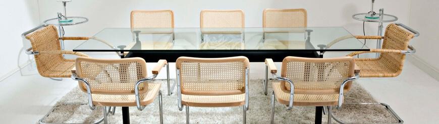 Réplicas de muebles de gran calidad fabricados en Italia.
