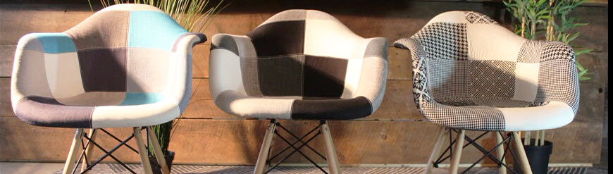 Eames Patchwork Chairs Replica