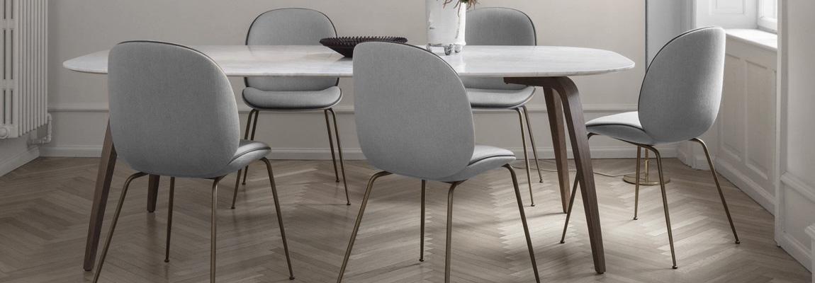 Inspiration Beetle Chair von den Designern GamFratesi.