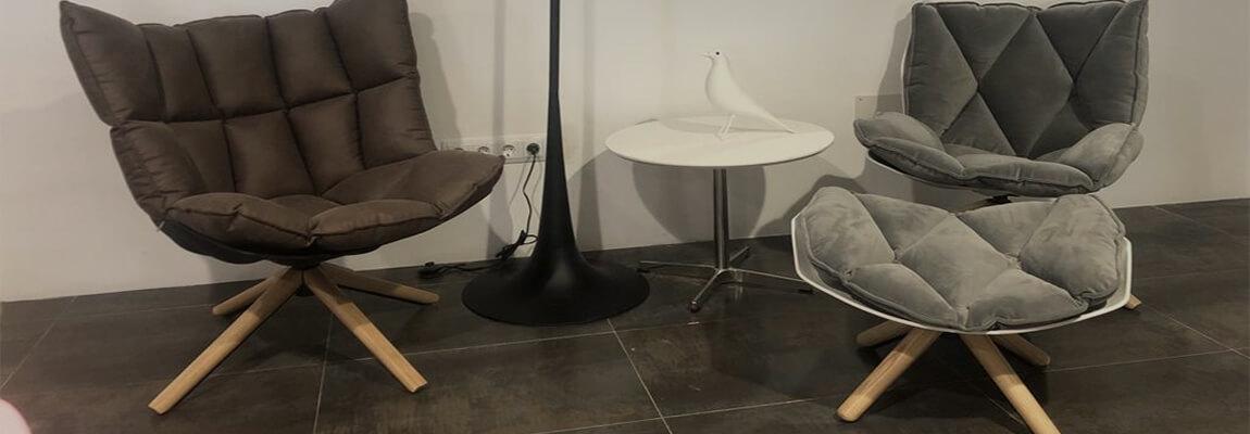 Replica of the designer Husk Armchair by the magnificent designer Patricia Urquiola