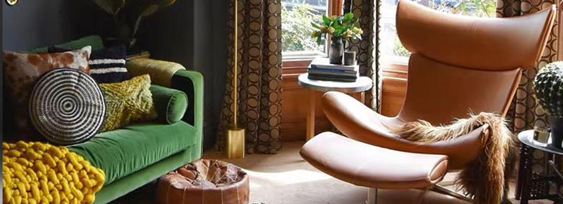 Replica di poltrona Imola Chair del famoso designer italiano Henrik Pedersen