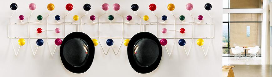 James Colors väggrockställ